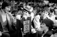 '81 State Champs Homecoming at Adams Coliseum