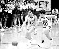 Lincoln-Rivet Basketball 1985